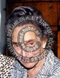 Röck, Huberta