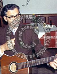 Huber, Erich - Sänger